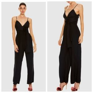 Talulah NWT Marigold Jumpsuit in Black